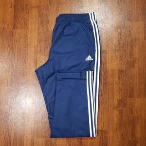 ADIDAS MENS EXTRA LARGE WOVEN TRACK PANTS